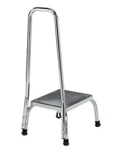 Graham Field Step Stool with Handrail