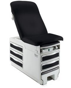 Ritter Manual Exam Table, Obsidian