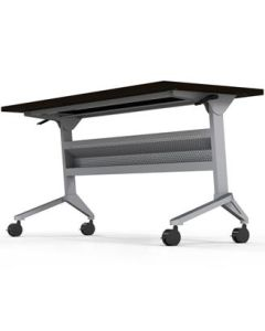 Flip-N-Go Table, Black