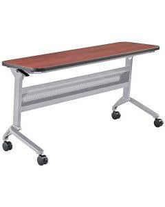 04-50-3045 Flip-N-Go Table, Silver