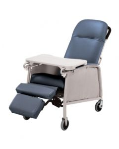 Graham-Field Lumex Three Position Recliner with Activity Tray