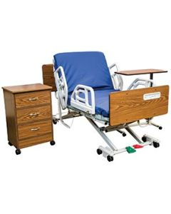 Graham-Field Multi-Position Electric Bed Package