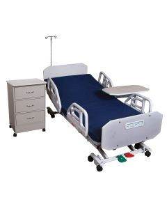 Synergy 1000 Multi-Position 4 Rail Bed Package