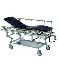Pocket Nurse® Adj. Height Transport Stretcher (3 Crank)