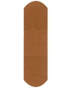"Lightweight Flexible Fabric Bandages, 3/4"" x 3"" Sterile Bulk"