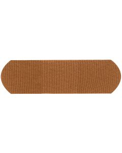 Adhesive Lightweight Fabric Bandages, Strip 1 x 3