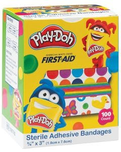 Designer and Character Adhesive Bandages, Play-Doh™