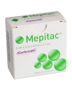 Molnlycke Mepitac® Soft Silicone Tape