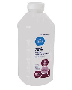 Isopropyl Rubbing Alcohol, 70% Alcohol ORMD