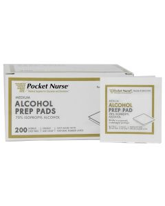 Pocket Nurse® Alcohol Prep Pad