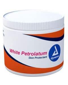 05-02-1147 White Petrolatum Jar - 15 oz.