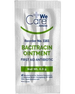 Bacitracin Ointment Foil Pack, 0.9 g