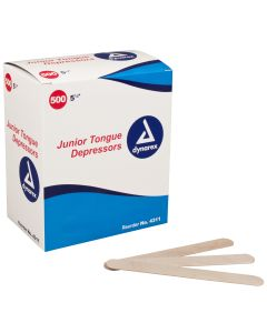 05-05-4300 Wood Tongue Depressors, Non-Sterile