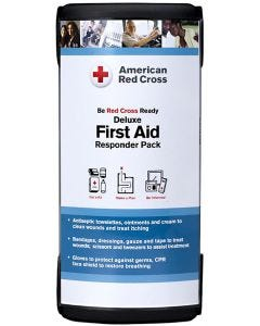 Deluxe First-Aid Responder Pack
