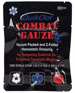QuikClot Combat Gauze Z Fold