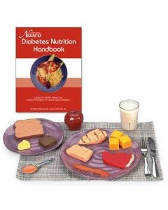 Nasco's Diabetes Nutrition Teaching Kit