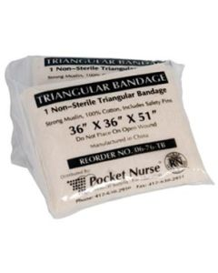 Pocket Nurse® Triangular Bandage