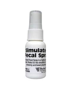 Pocket Nurse® Simulated Fecal Spray 30 mL