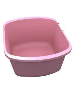 Rectangular Wash Basin - Mauve