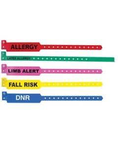 Pocket Nurse® Alert Wristband Bundle