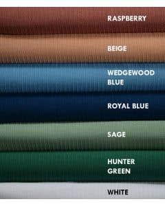 Ribcord Bedspread