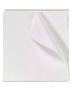 "05-84-7530 Drape Sheet 2 Ply 40"" x 48"" - White,"