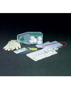 BARD® Intermittent Catheter Tray No Catheter, 20/Case