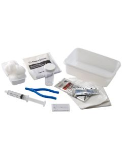 Dover™ Universal Tray Prepping Components with 10 mL Pre-filled Syringe