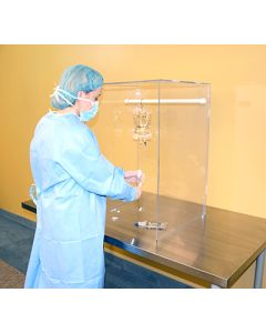 Simulated IV Lab Hood