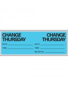 IV Set Change Labels