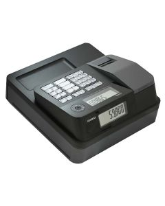 06-69-1197 Casio® PCR-T273 Electronic Cash Register with Thermal Printer Black