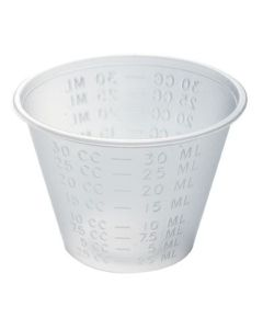 06-69-1201 Medicine Cups