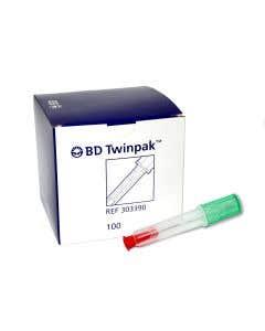BD™ Twinpak™ Dual Cannula Device