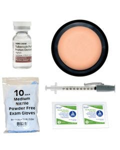 06-92-1973 Pocket Nurse® PPD Education Kit