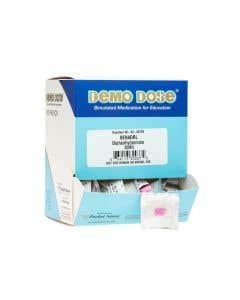 Demo Dose® DiphenhydrAMIN (Bendryl) 25 mg