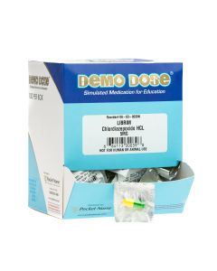06-93-0039 Demo Dose® Librim 5 mg - 100 Pills/Box
