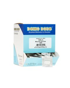 06-93-0051 Demo Dose® Toprl XL 25 mg - 100 Pills/Box