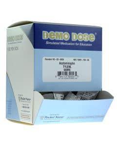 Demo Dose® Acetaminophn Tylenl 500mg