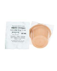 06-93-0134 Demo Dose® Lactulos 30 mL 10 g /15 mL