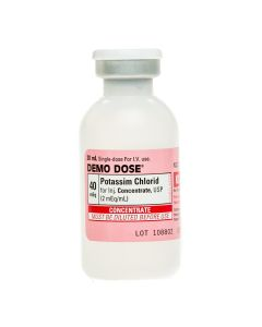 Demo Dose® Potassim Chlorid 20 mL