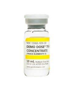 Demo Dose® Trac Concentrat (Trac Elemnts 5) 10 mL