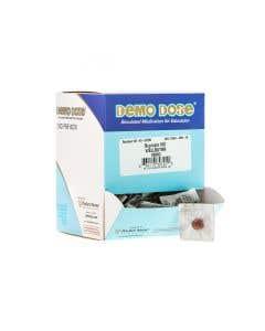 06-93-0725 Demo Dose® Bupropin HCI (Wellbutrn) 100mg - 100 Pills/Box