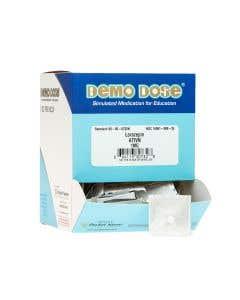 Demo Dose® Lorazepm (Ativn) 1mg - 100 Pills/Box