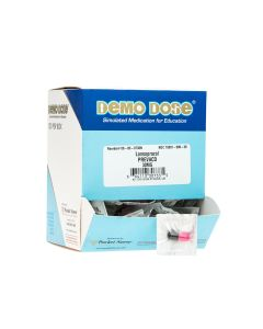 06-93-0733 Demo Dose® Lansoprazol (Prevacd) 30mg