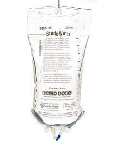 Demo Dose® Steril Water 3000mL