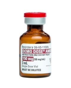 Demo Dose® Amiodaron Cordaron 50 mg mL 3 mL