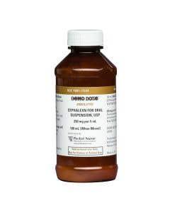06-93-1351 Demo Dose® Cephalexn 250mg/5mL
