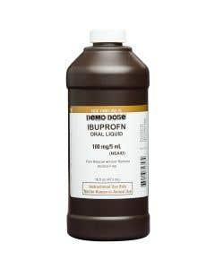 Demo Dose® Ibuprofn 100mg/5mL Pint