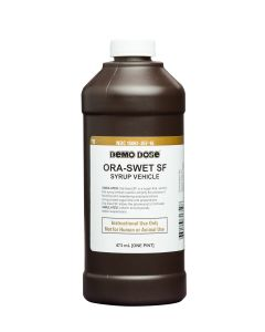 06-93-1359 Demo Dose® Ora - Swet SF - 473 mL Pint