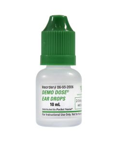 06-93-2006 Demo Dose® Ear Drops 10 mL